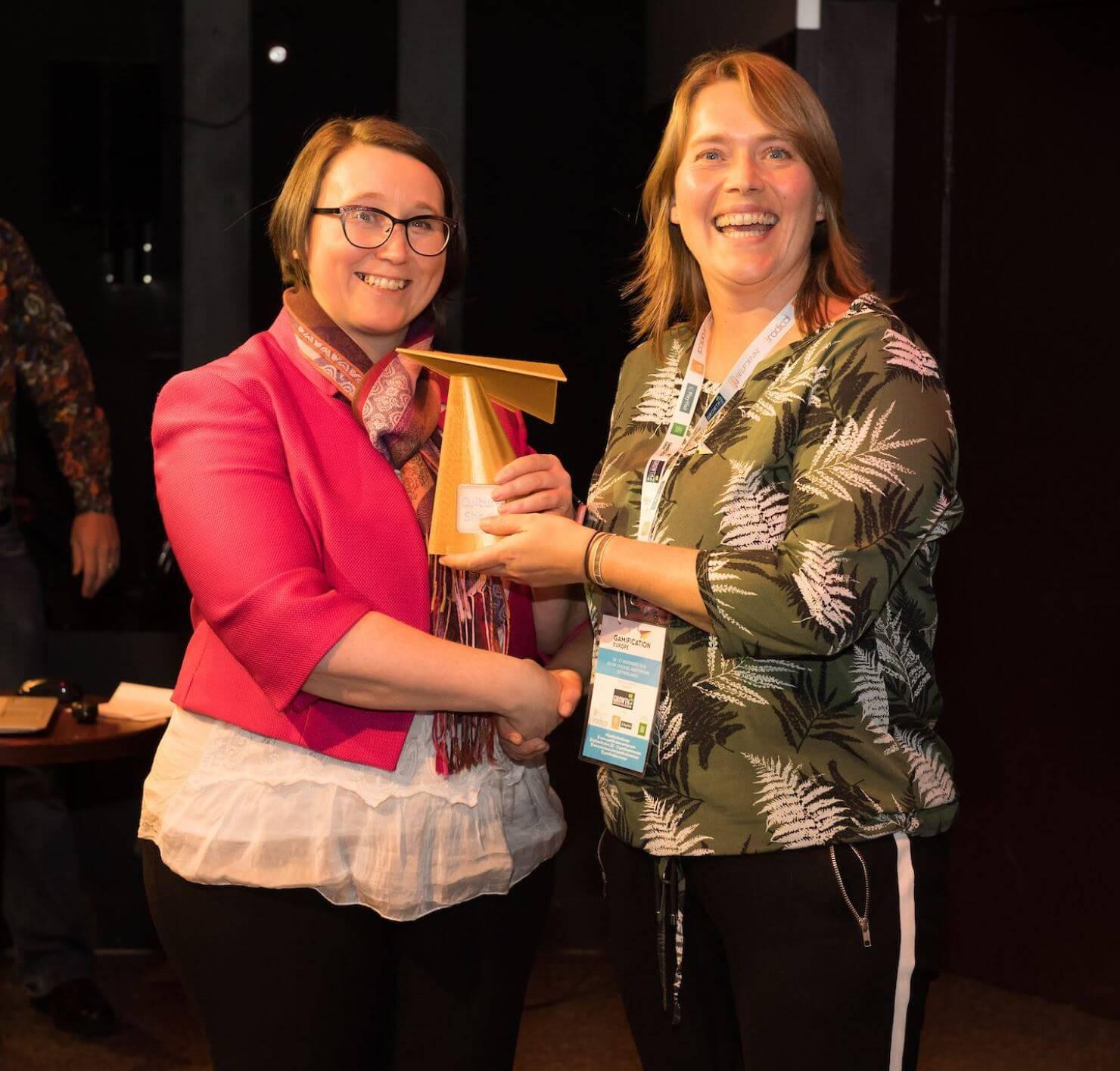 Winner 2018 Karen