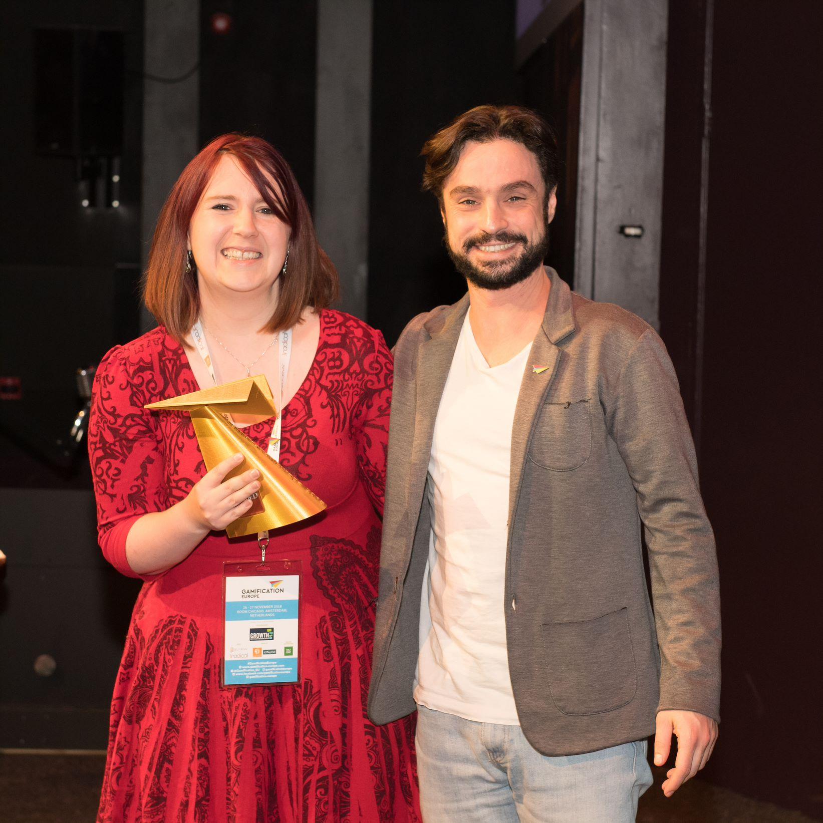 Pau Award 2018