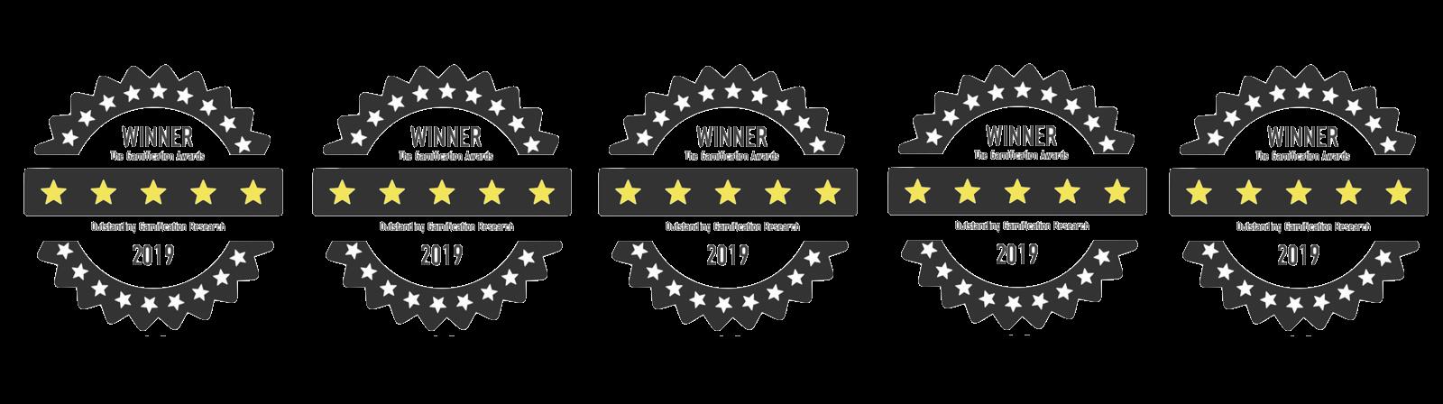 Winners Badges