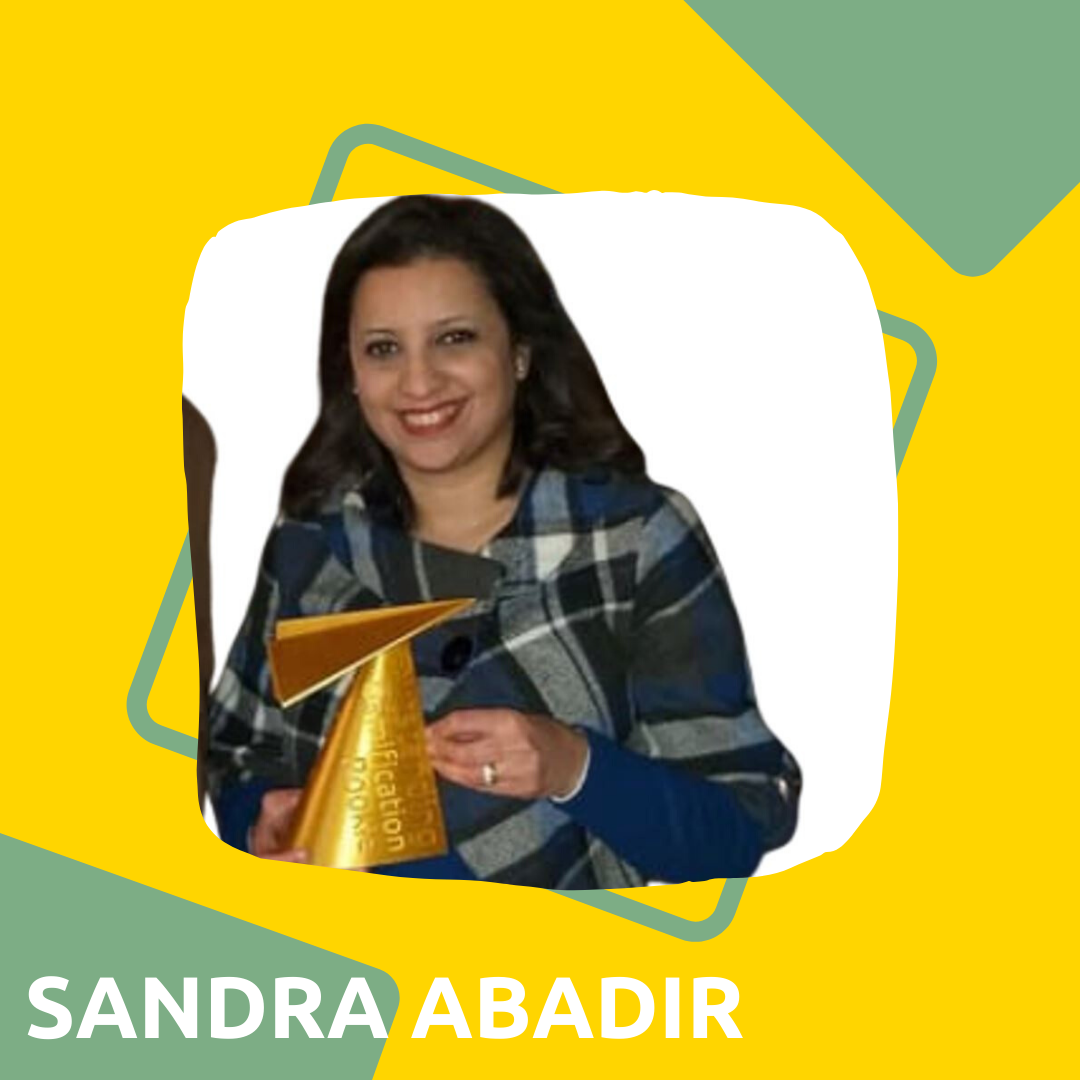 Gamification Software Award Judge - Sandra